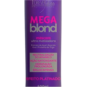 Forever Liss Mega Blond Ultra Matizador