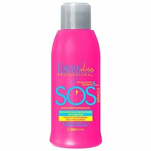 Forever Liss SOS Antiemborrachamento Reconstrutor Capilar