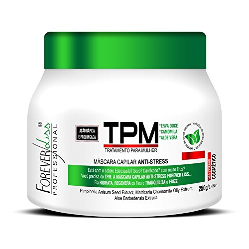 Forever Liss TPM Máscara Capilar Anti Stress 250g