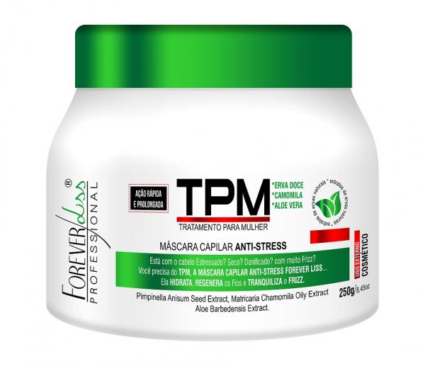 TPM Anti Stress Forever Liss Máscara 250g