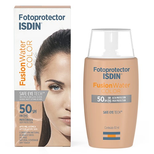 Fotoprotetor Fusion Water Color FPS50 50ml