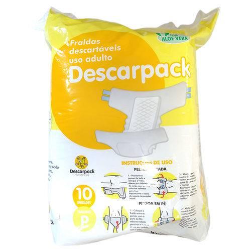 Fralda Geriátrica Descarpack