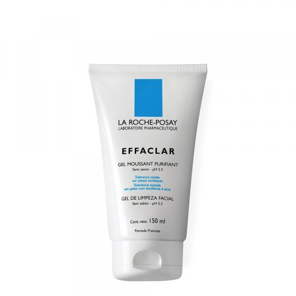 Gel de Limpeza Facial Effaclar - 150g - La Roche-posay
