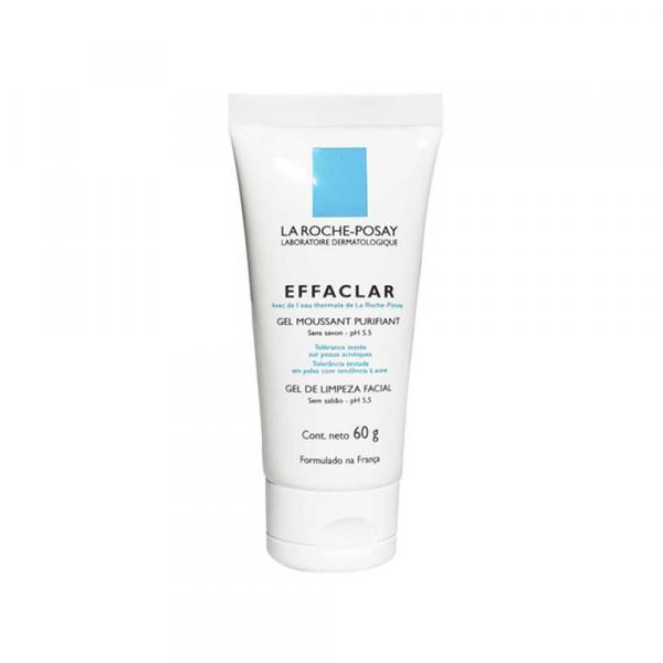 Gel de Limpeza Facial Effaclar - 60g - La Roche-posay