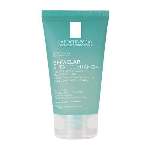 Gel de Limpeza Facial Effaclar Alta Tolerância La Roche-Posay 150g