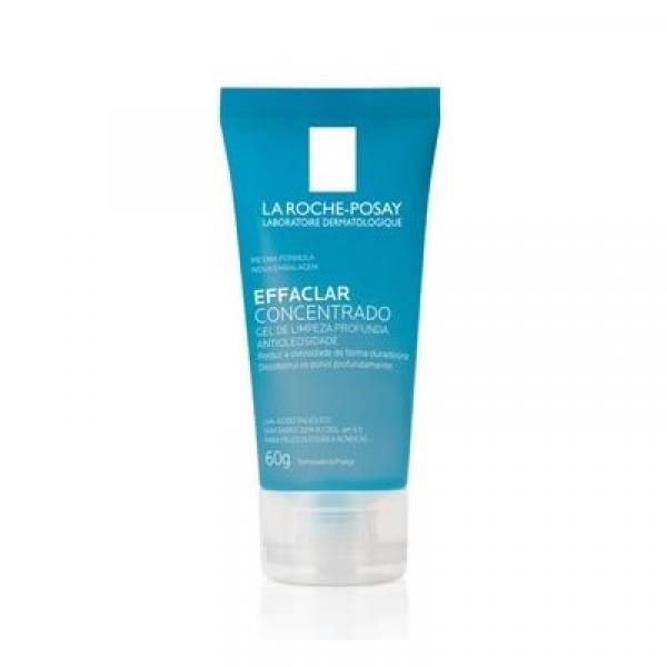 Gel de Limpeza Facial Effaclar Concentrado 60g - La Roche-posay