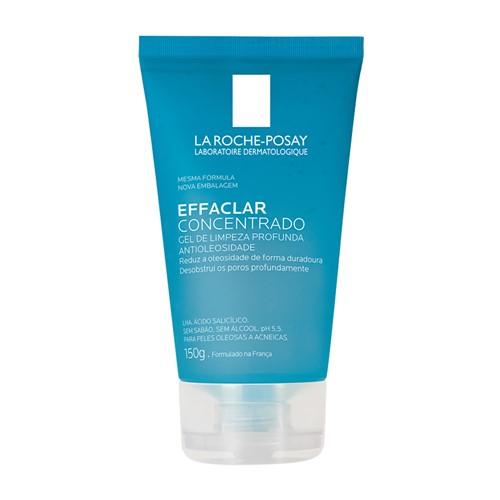 Gel de Limpeza Facial Effaclar Concentrado La Roche-Posay 150g