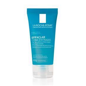 Gel de Limpeza Facial Effaclar Concentrado La Roche-Posay 60g