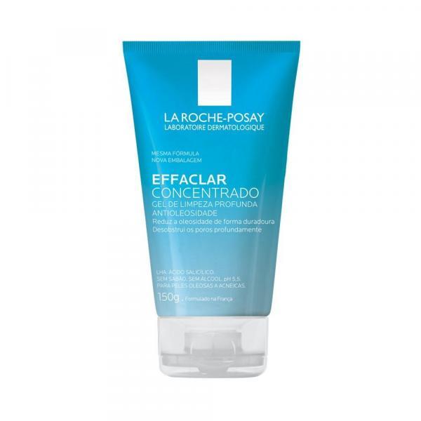 Gel de Limpeza Facial Effaclar Concentrado La Roche-Posay - La Roche Posay