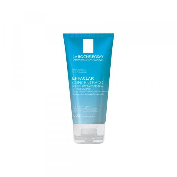 Gel de Limpeza Facial Effaclar Concentrado - La Roche Posay