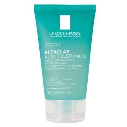 Gel de Limpeza Facial La Roche-Posay - Effaclar Alta Tolerância 150g