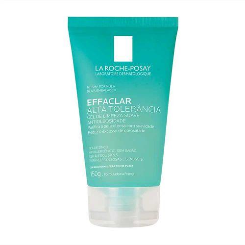 Gel de Limpeza Facial La Roche-posay Effaclar Alta Tolerância 150g