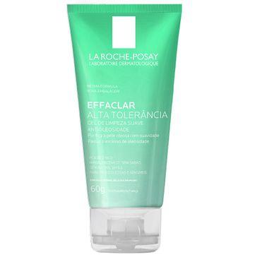 Gel de Limpeza Facial La Roche Posay Effaclar Alta Tolerância 60g