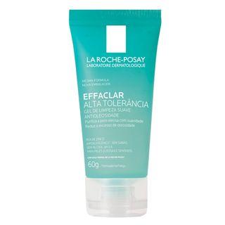 Gel de Limpeza Facial La Roche-Posay - Effaclar Alta Tolerância 60g