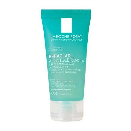 Gel de Limpeza Facial La Roche-Posay Effaclar Alta Tolerância 60g