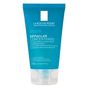 Gel de Limpeza Facial La Roche Posay - Effaclar Concentrado 150g