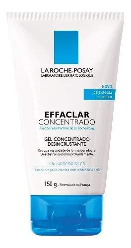 Gel de Limpeza Facial La Roche-posay - Effaclar Concentrado 150g