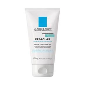 Gel de Limpeza Facial La Roche-Posay Effaclar Pele Oleosa e Sensível - 150g