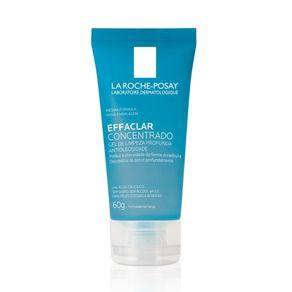 Gel de Limpeza La Roche-Posay Effaclar Concentrado Facial 60g