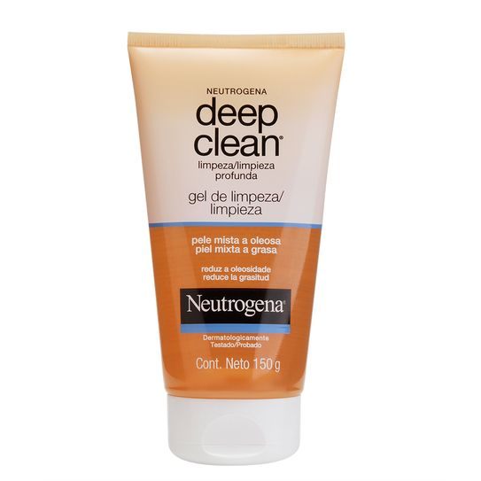 Gel de Limpeza Neutrog Deep Clean 150g