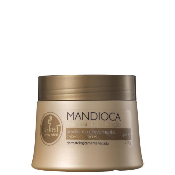 Haskell Mandioca - Máscara de Hidratação 250g