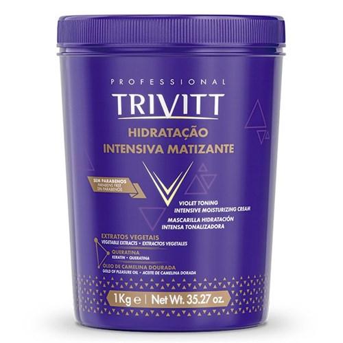 Hidratação Intensiva Matizante Trivitt 1Kg