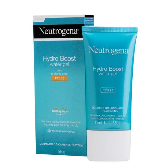 Hydro Boost Neutrogena Water Gel Fps 25 55g