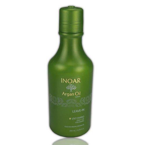 Inoar Argan Oil Leave-in Hidratante 250ml