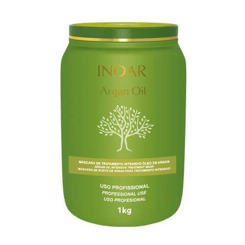 Inoar Argan Oil - Máscara Tratamento 1kg