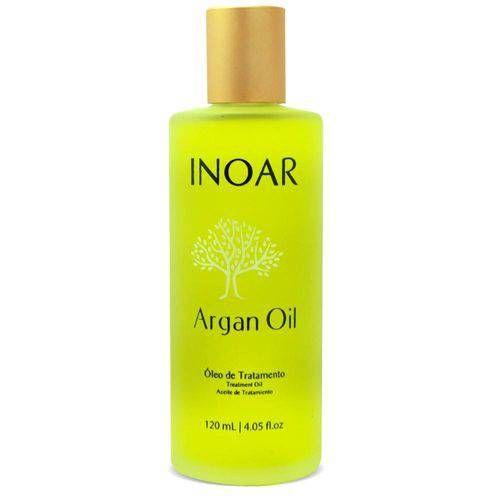 Inoar Argan Oil Oleo de Tratamento 60 Ml