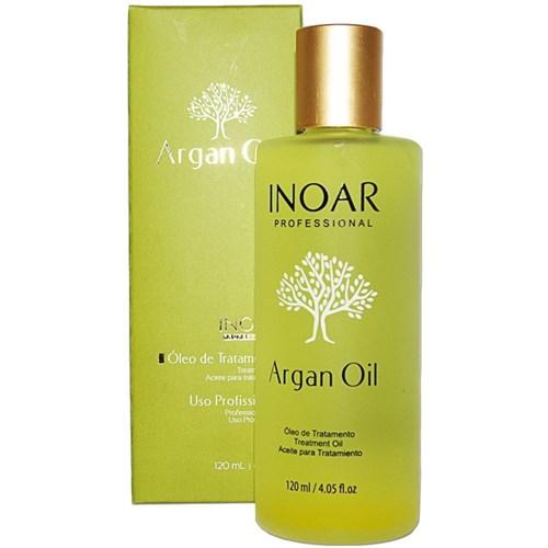 Inoar Argan Oil Óleo de Tratamento 60Ml - Óleo de Argan