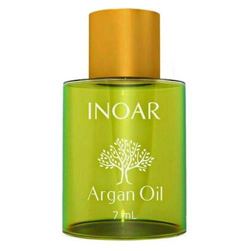 Inoar Argan Oil Óleo de Tratamento Capilar 7ml