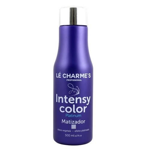 Intensy Color Lé Charmes Máscara Matizadora Platinado 500ml 500ml