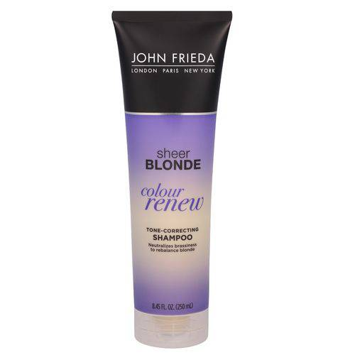 John Frieda Sheer Blonde Color Renew Shampoo 245 Ml