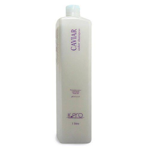 K.Pro Caviar Color Shampoo 1 Litro