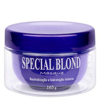 K Pro Special Blond Masque - Máscara Capilar 165g