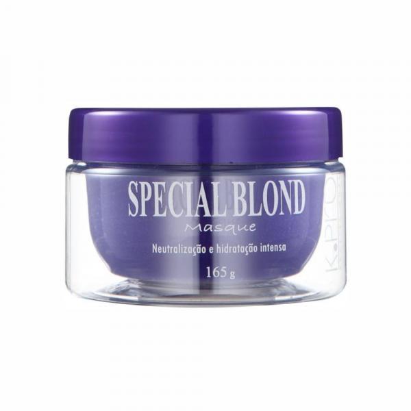 K. Pro Special Blond Masque - Máscara de Tratamento 165g - K.pro