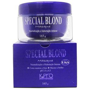K.Pro-Special Blonde Masque - 165gr