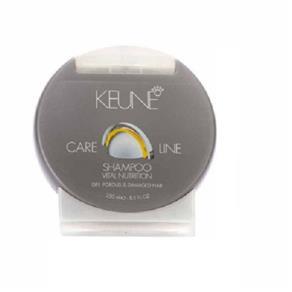 Keune Care Line Shampoo Vital Nutrition - 250ml - Cinza