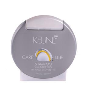 Keune Care Line Vital Nutrition Shampoo - 1000ml - 250ml