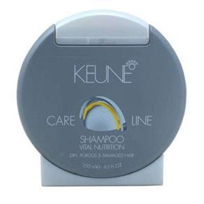 Keune Care Line Vital Nutrition Shampoo 250 Ml - Keune
