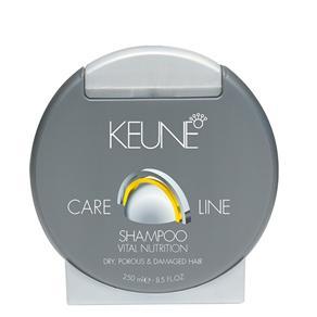 Keune Care Line Vital Nutrition Shampoo - 250 Ml