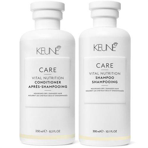 Keune Kit Care Vital Nutrition Duo Pequeno