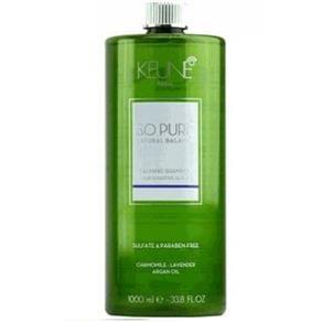 Keune So Pure Calming Shampoo - 250ml - 1000ml