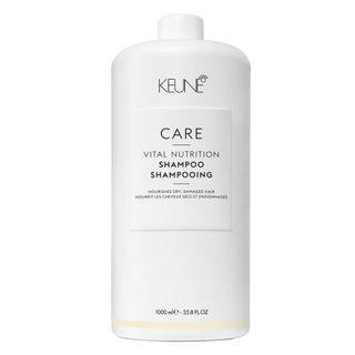 Keune Vital Nutrition - Shampoo Nutritivo Tamanho Professional 1L