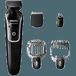 Kit Aparador de Pelos Philips Multigroom QG3339/15 Bateria Recarregável 12W
