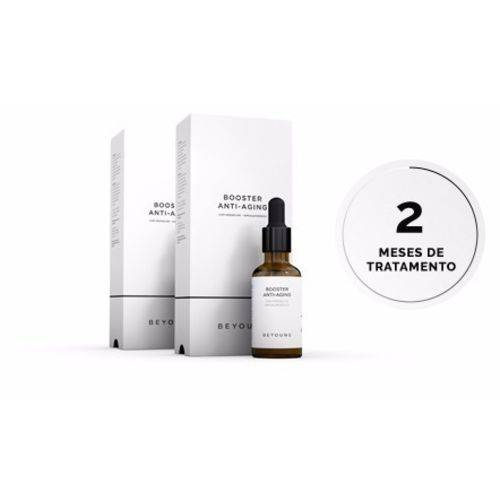 Kit Beyoung Booster - 2 Unidades - Serum Anti-idade Be Young