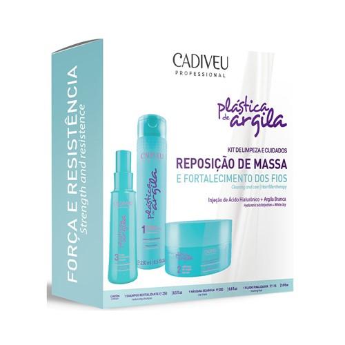 Kit Cadiveu Professional Plástica de Argila