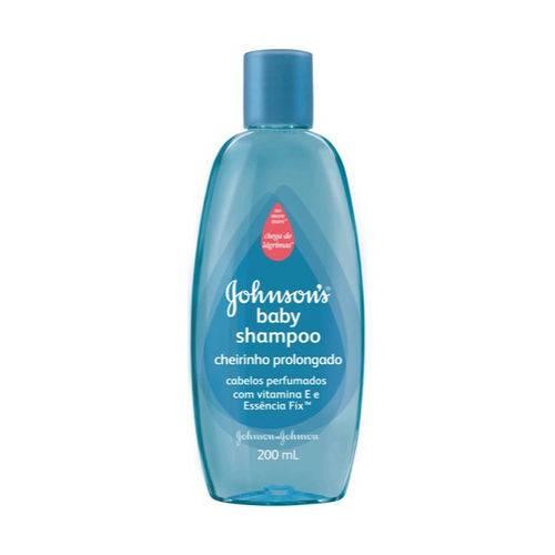 Kit com 6 Shampoos JOHNSON