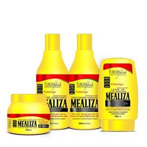 Kit Completo MeAliza Forever Liss 250g